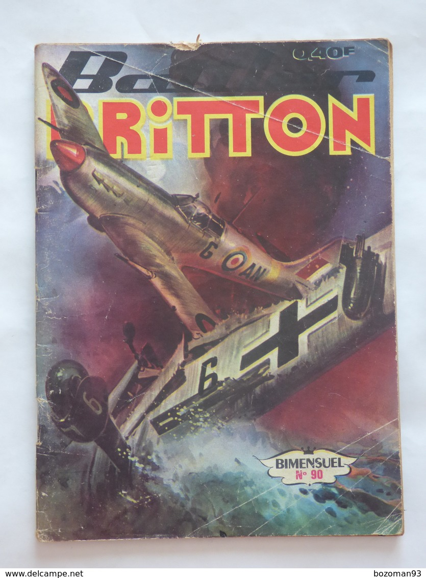 BATTLER BRITTON  N° 90 IMPERIA - Books, Magazines, Comics