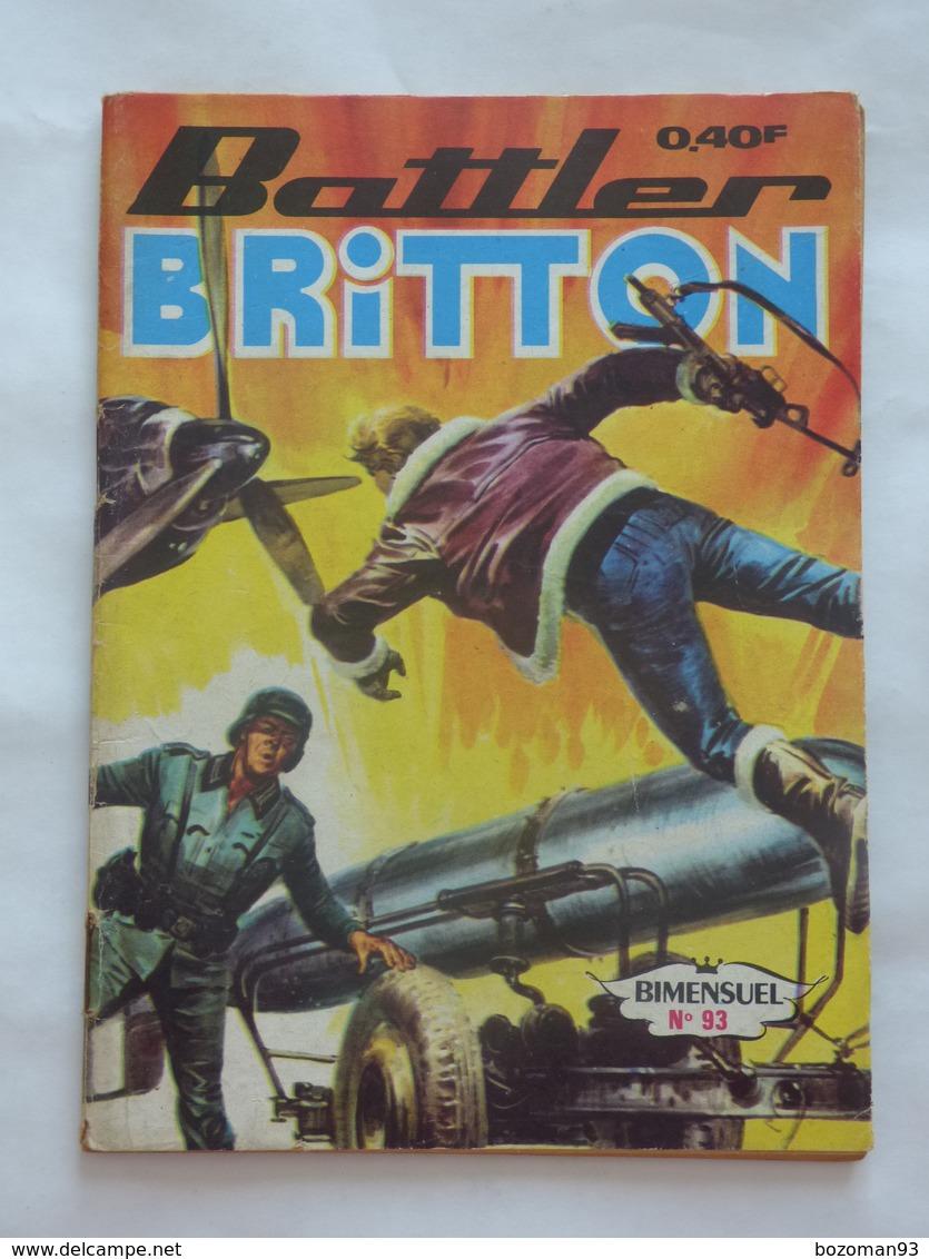 BATTLER BRITTON  N° 93  IMPERIA - Books, Magazines, Comics