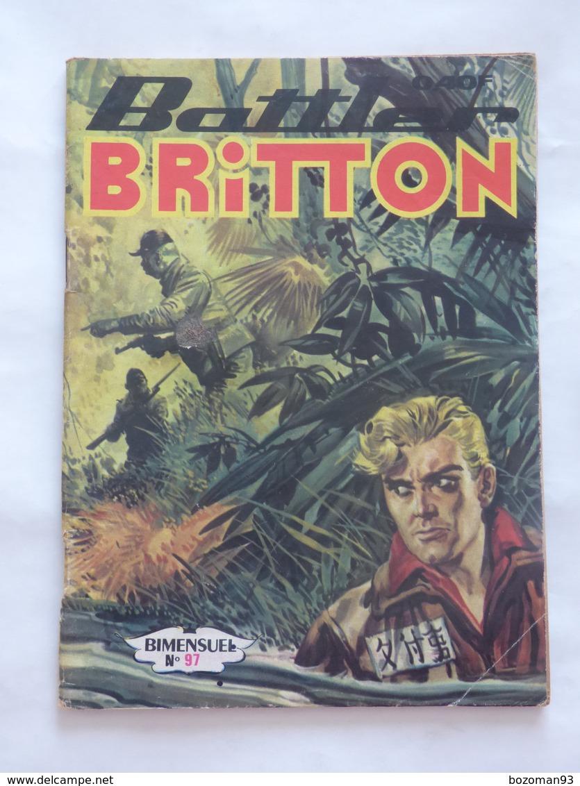 BATTLER BRITTON  N° 97   IMPERIA - Books, Magazines, Comics