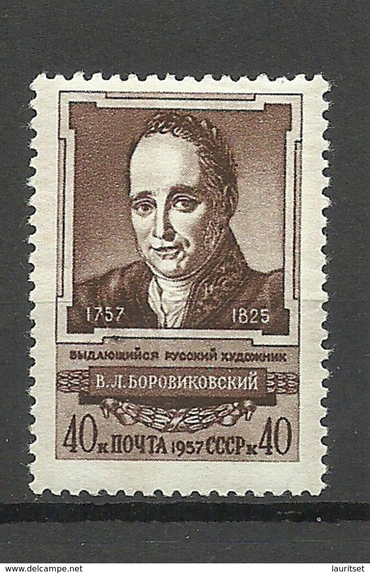 RUSSIA Russland 1957 Michel 2035 * - 1923-1991 USSR