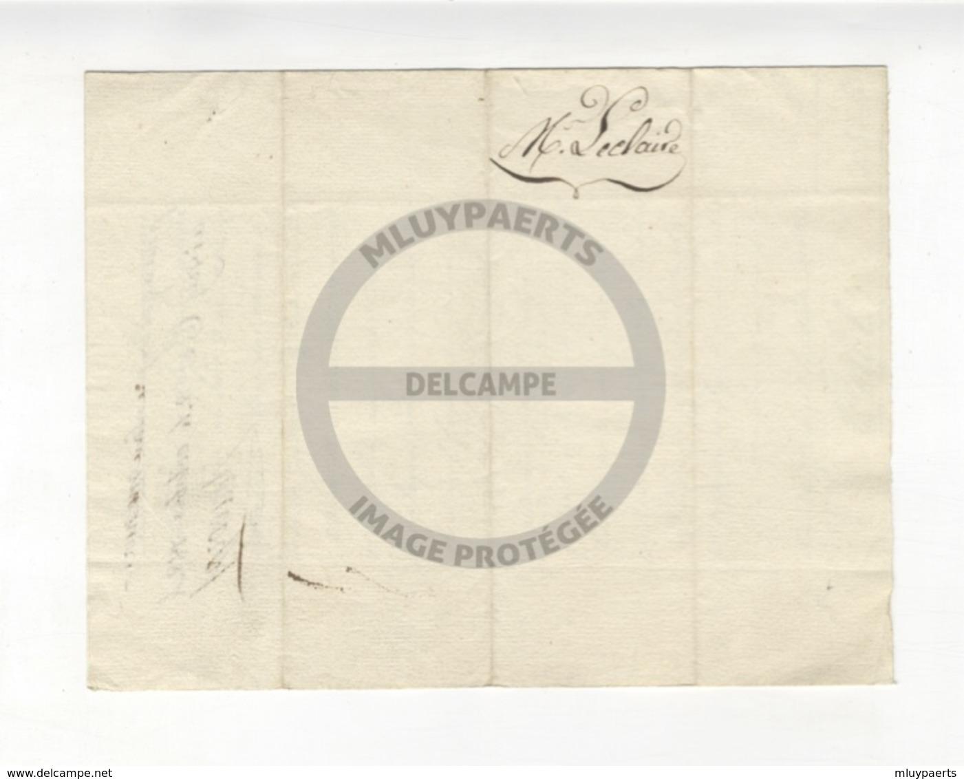 /!\ 1292 - Parchemin - 1824 - Ivry - Mémoire D'ouvrages De Maconnerie - Manuscritos