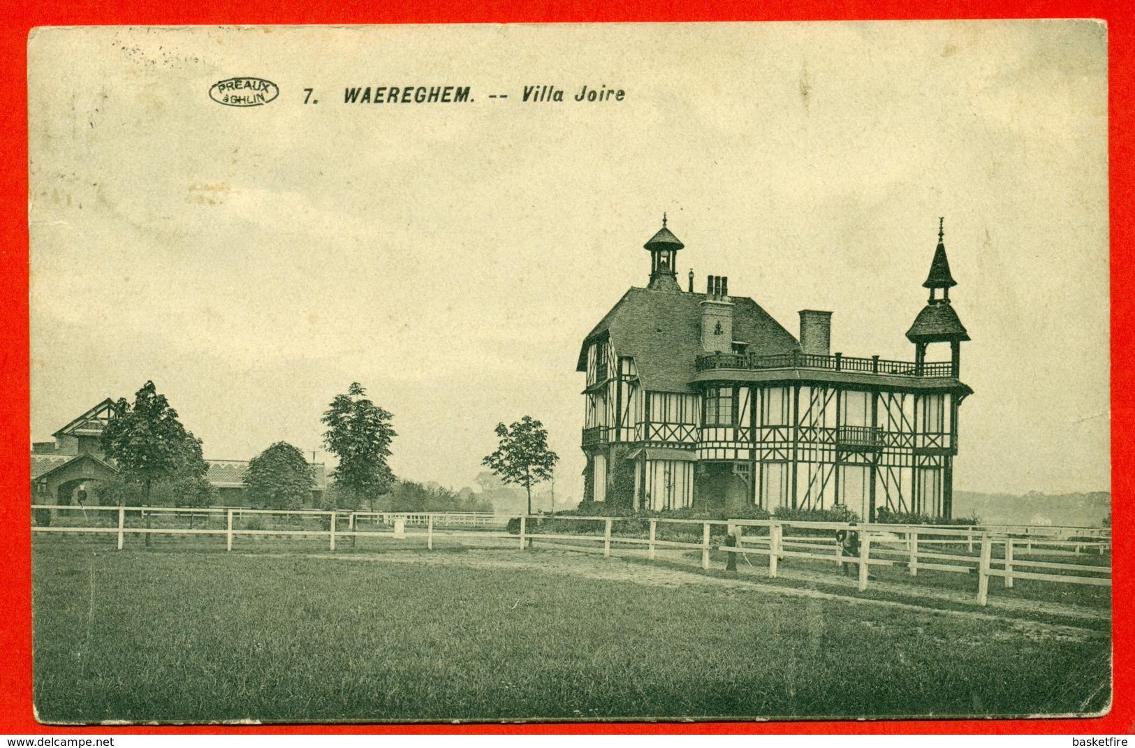 Waregem -Waereghem: Villa Joire - Waregem