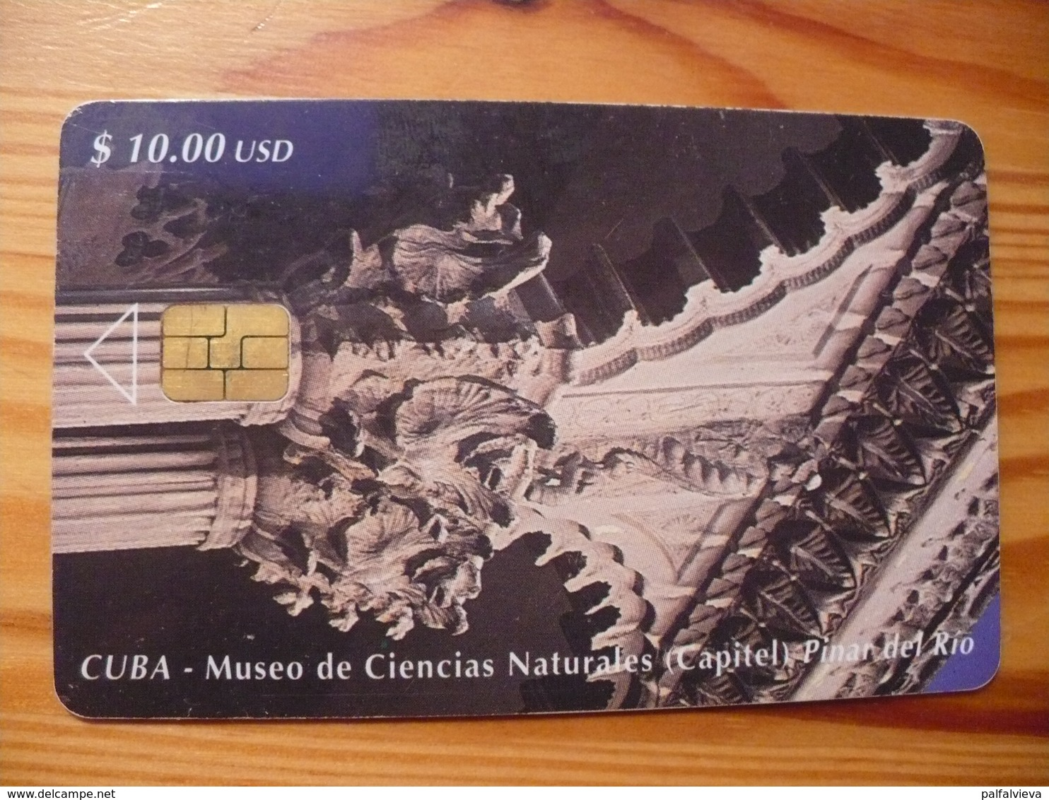 Phonecard Cuba - Cuba