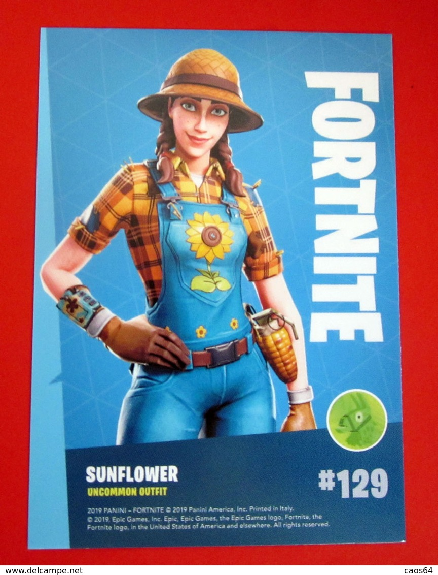 FORTNITE SERIES 1 TRADING CARDS PANINI 129 - Trading Cards