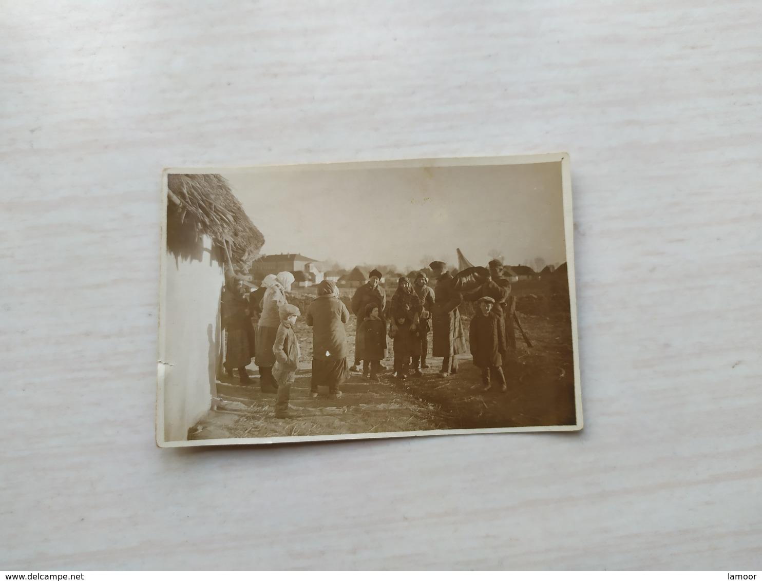 Alte Original Photo,Foto  Mit Gramophone,Grammophon - Non Classificati