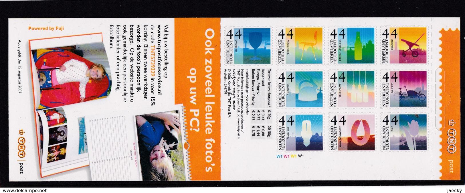 Folienblatt Mit PB 83a, Postfrisch - Booklets