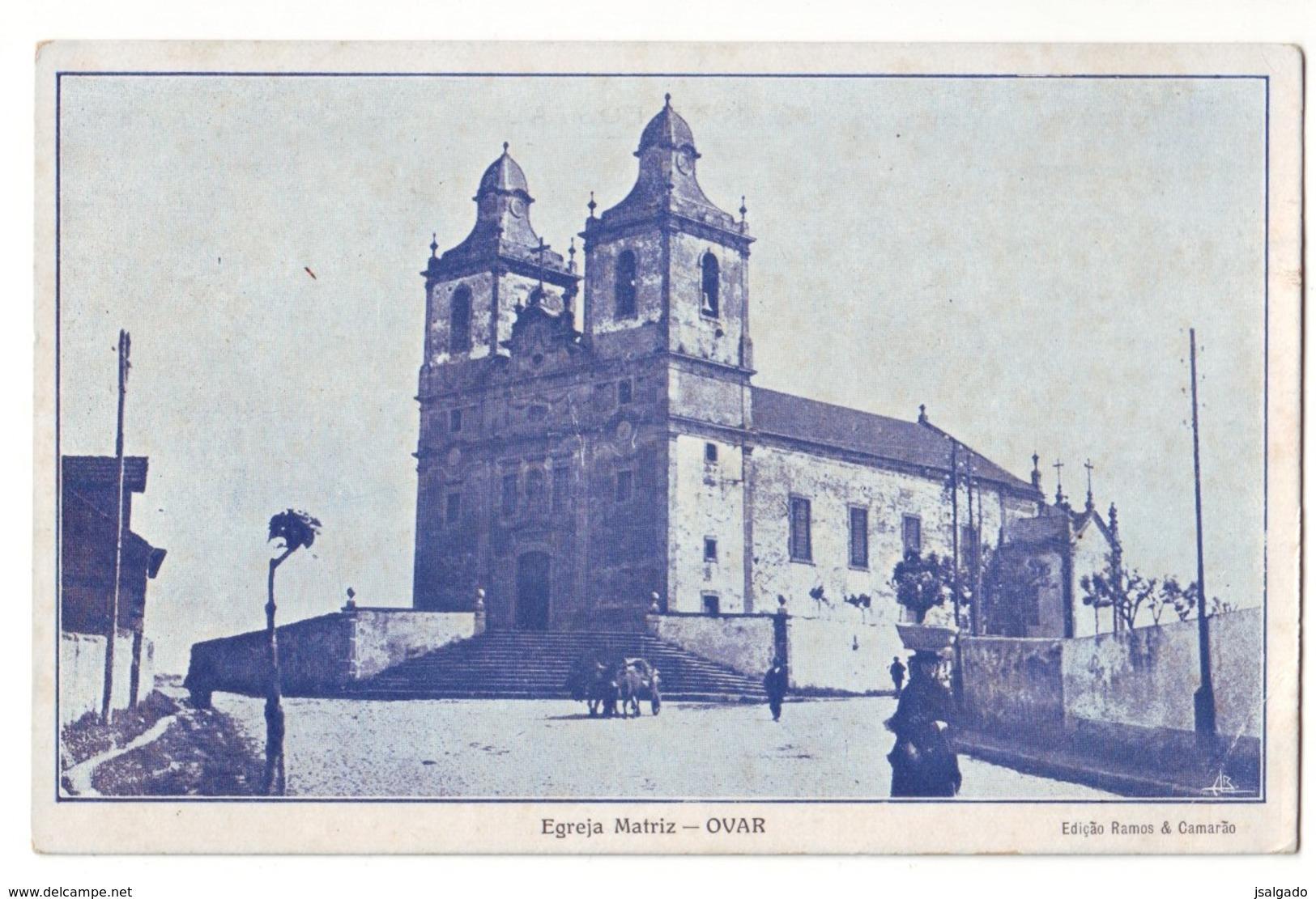 6364    Ovar   Igreja Matriz - Aveiro