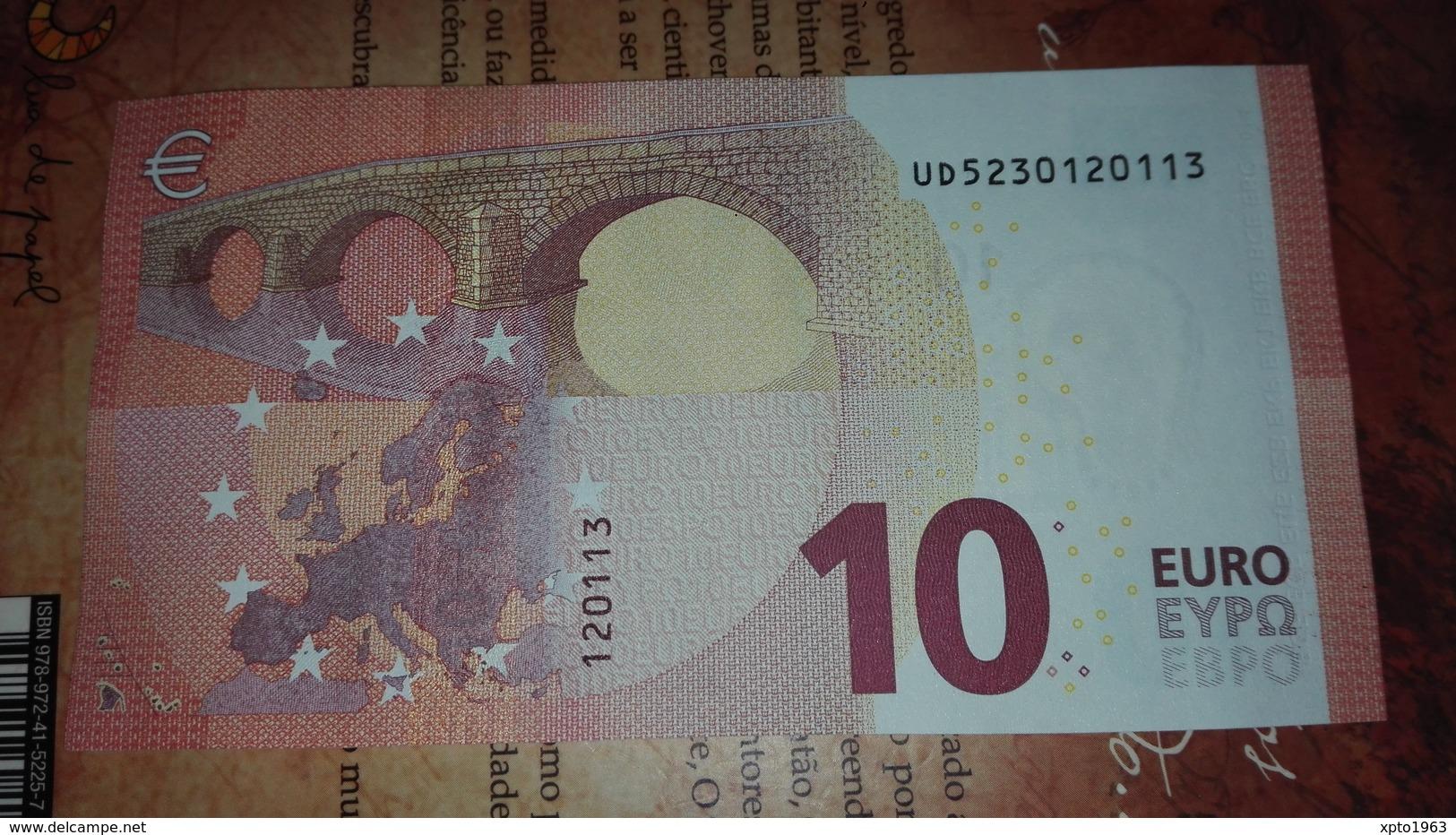 10 EURO FRANCE - U010I4 - CHARGE 23 - UD5230120113 - U010 I5  - UNC - NEUF - EURO