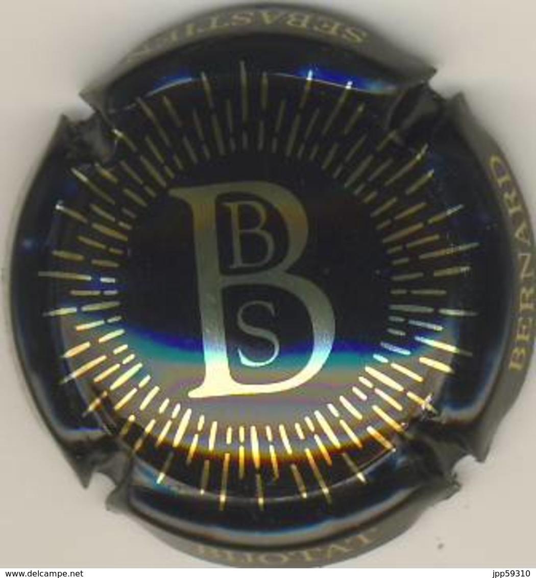 Plaque De Muselet Champagne Bernard Et Sébastien Bijotat - Non Classés