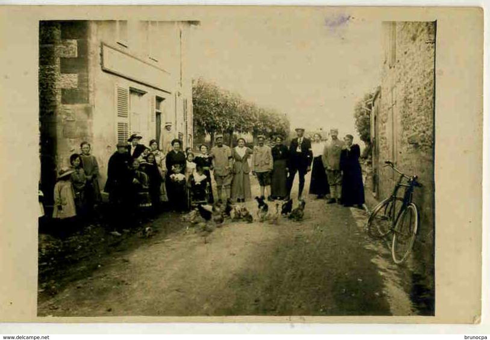 MUSSEY SUR MARNE 2 Cp Photo Exceptionnelles - Frankreich