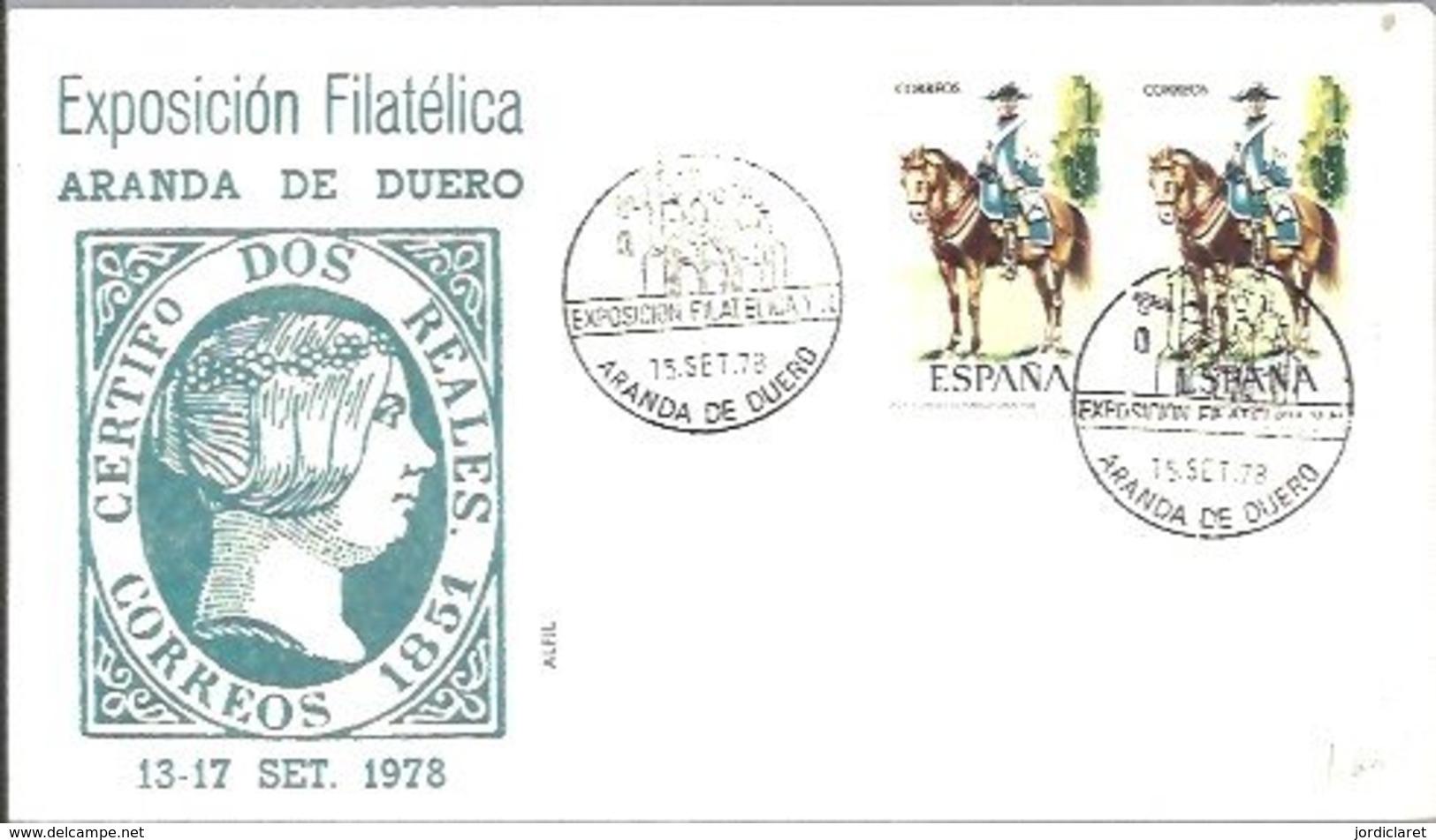 MATASELLOS 1978 ARANDA DE DUERO - 1931-Hoy: 2ª República - ... Juan Carlos I
