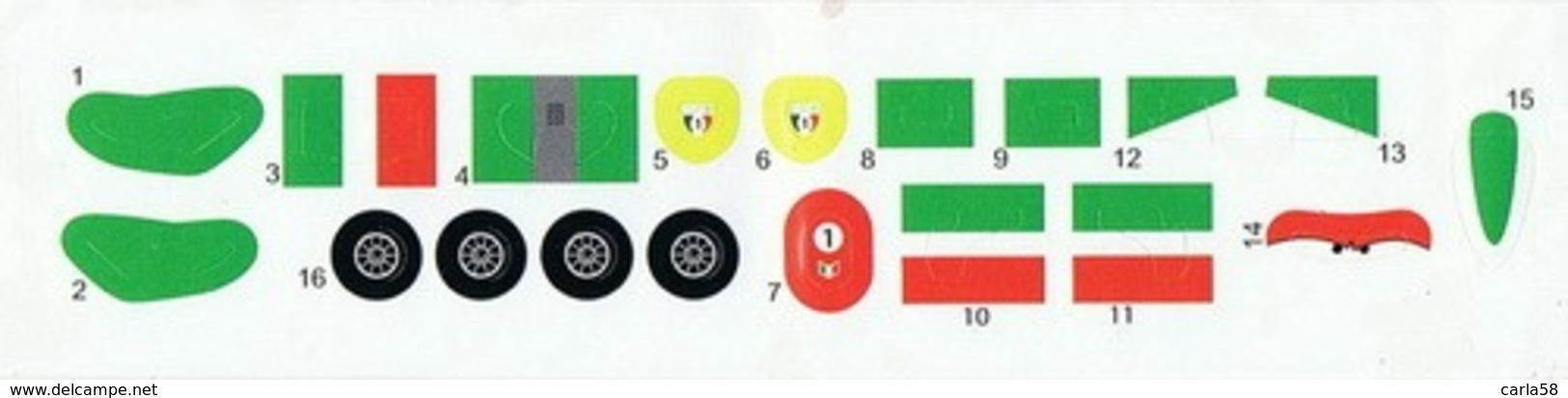 Zaini-cars 2-auto Da Corsa - Otros