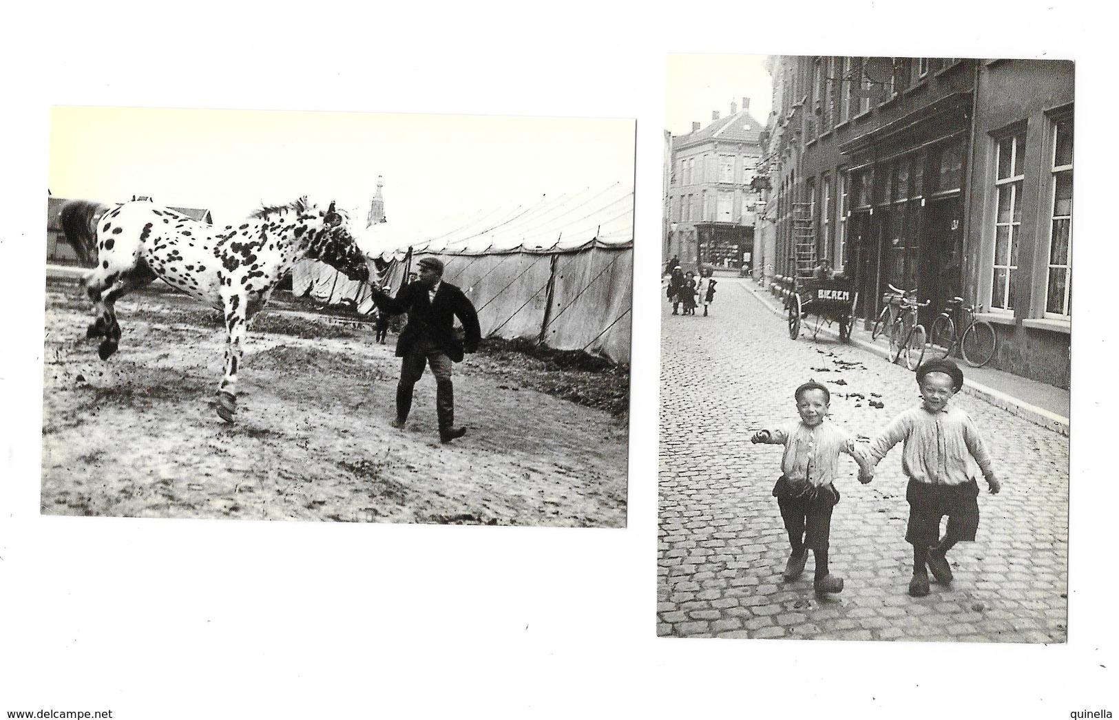 "Breda ( M ) Lot De 5 Kaarten  "" Circus "" - Cartes Postales"