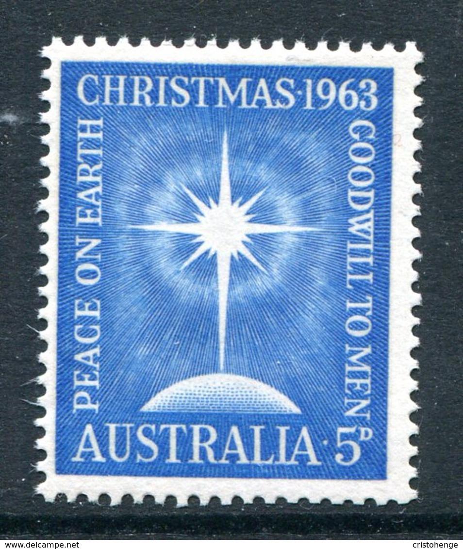 Australia 1963 Christmas MNH (SG 361) - 1952-65 Elizabeth II : Pre-Decimals