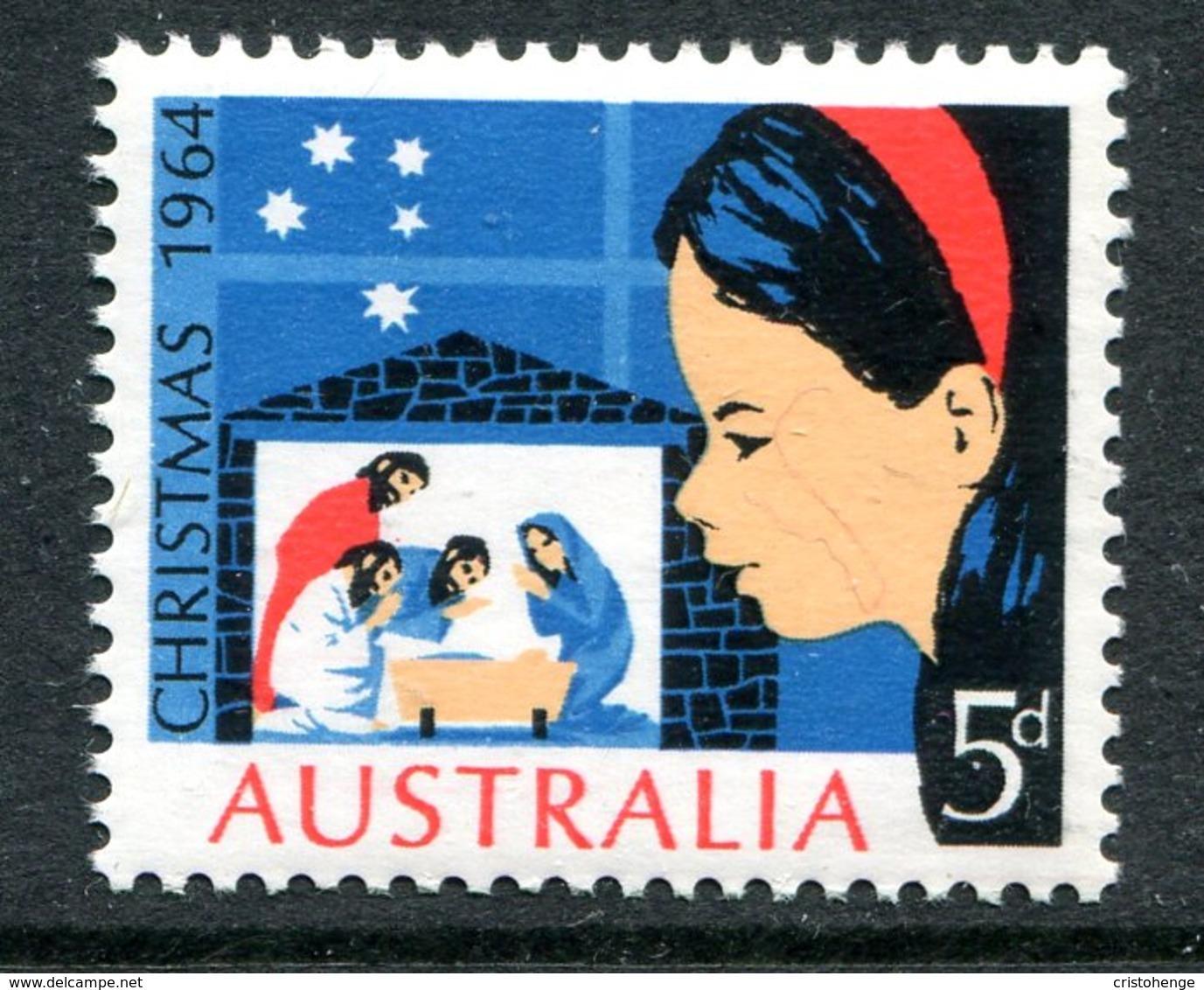 Australia 1964 Christmas MNH (SG 372) - 1952-65 Elizabeth II : Pre-Decimals