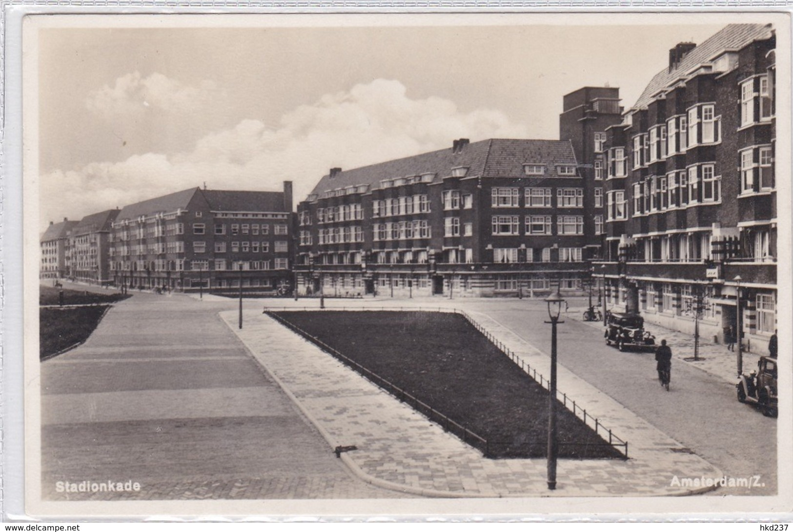 Amsterdam Stadionkade Parnassusweg # 1938    2135 - Amsterdam