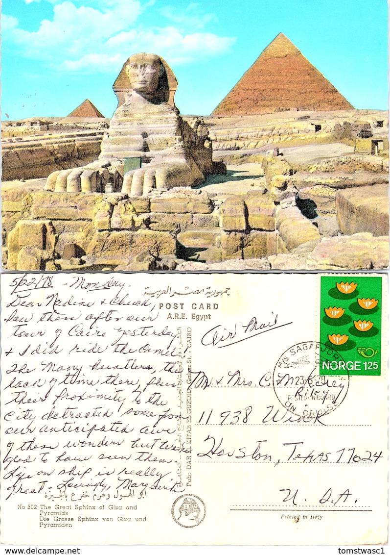 Egypt - Sphinx