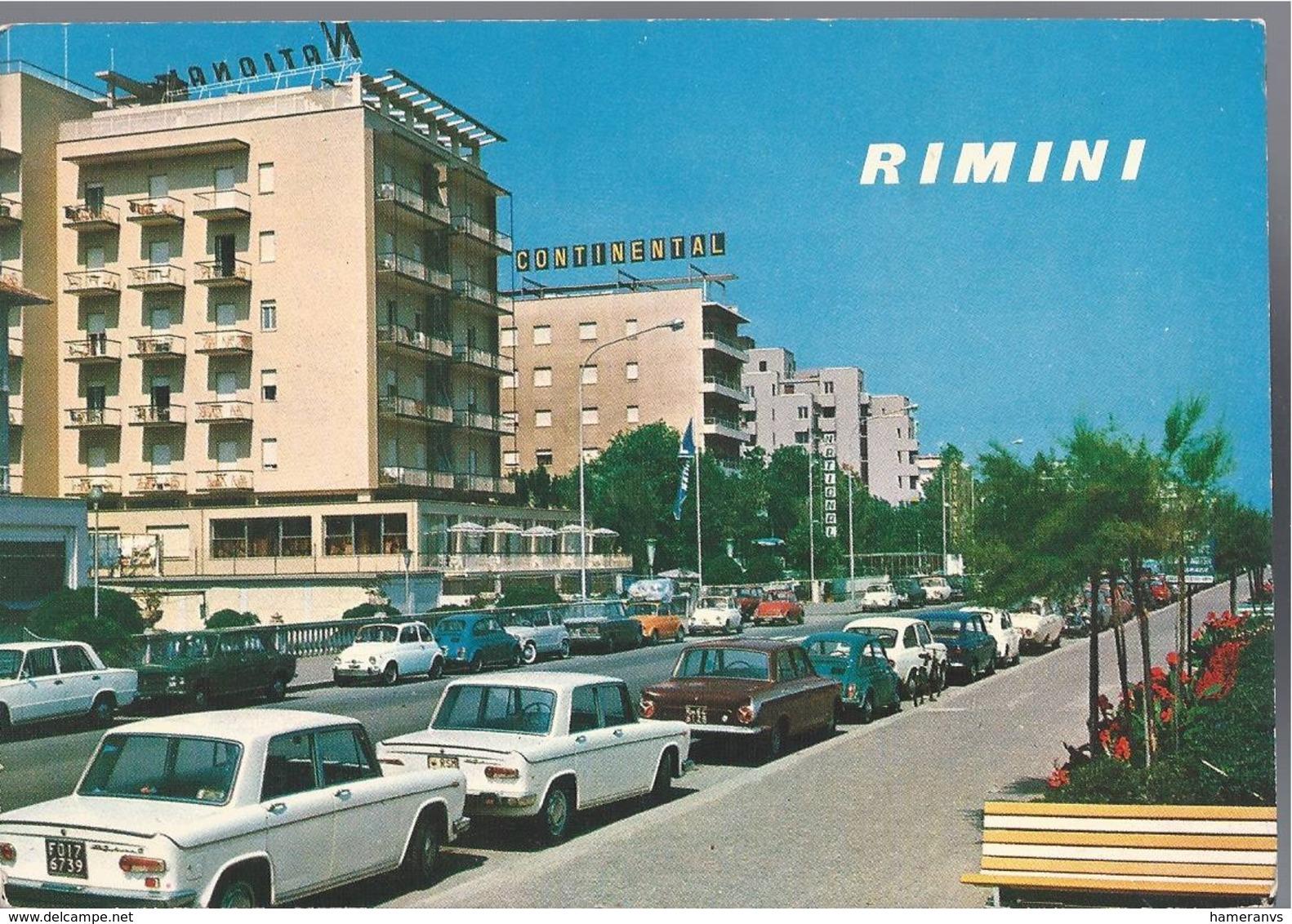 Rimini - Auto D'epoca - H5524 - Rimini
