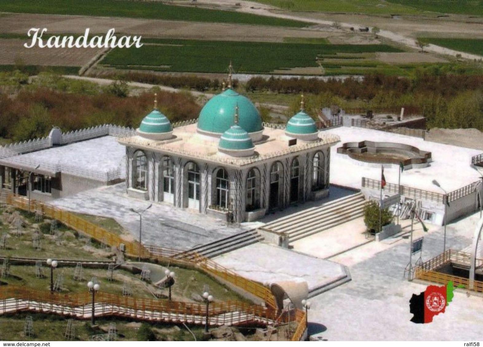 1 AK Afghanistan * Die Baba Wali Moschee In Kandahar - Kandahar Ist Die Drittgrößte Stadt Von Afghanistan * - Afghanistan