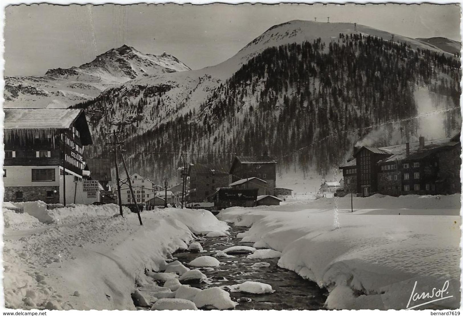 73    Val D'isere L'isere  Et La Solaise - Val D'Isere