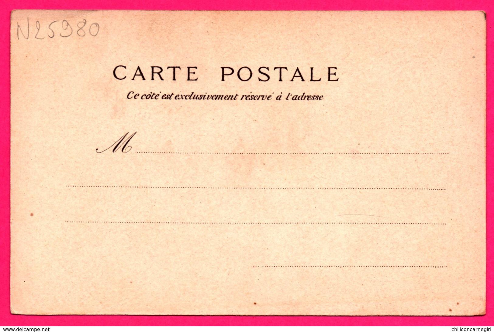 Cp Fantaisie - Erotique - Curiosa - Homme D'Affaires - Femme Nue - Prostituée - Humour - Animée - Edit. A.C. Et C. - Humor