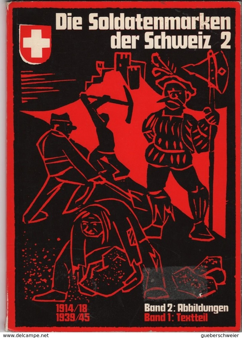 SUISSE Lot De 3 Catalogues Militärpostkarten Et Soldatenmarken - Military Post