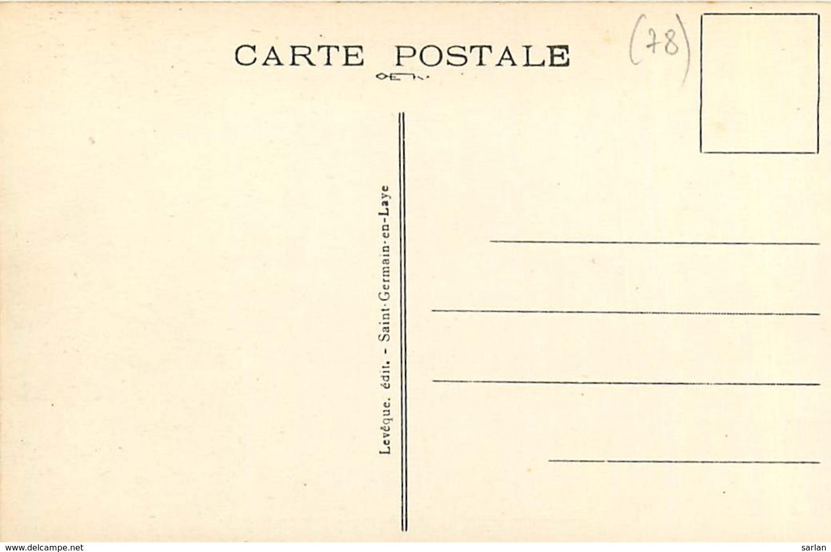 78 , LE VESINET , Asile National , Refectoire , * 423 26 - Le Vésinet