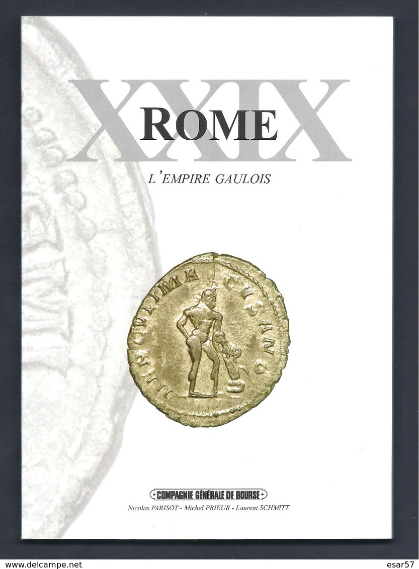 CGB Rome 29 - L'empire Gaulois - Livres & Logiciels