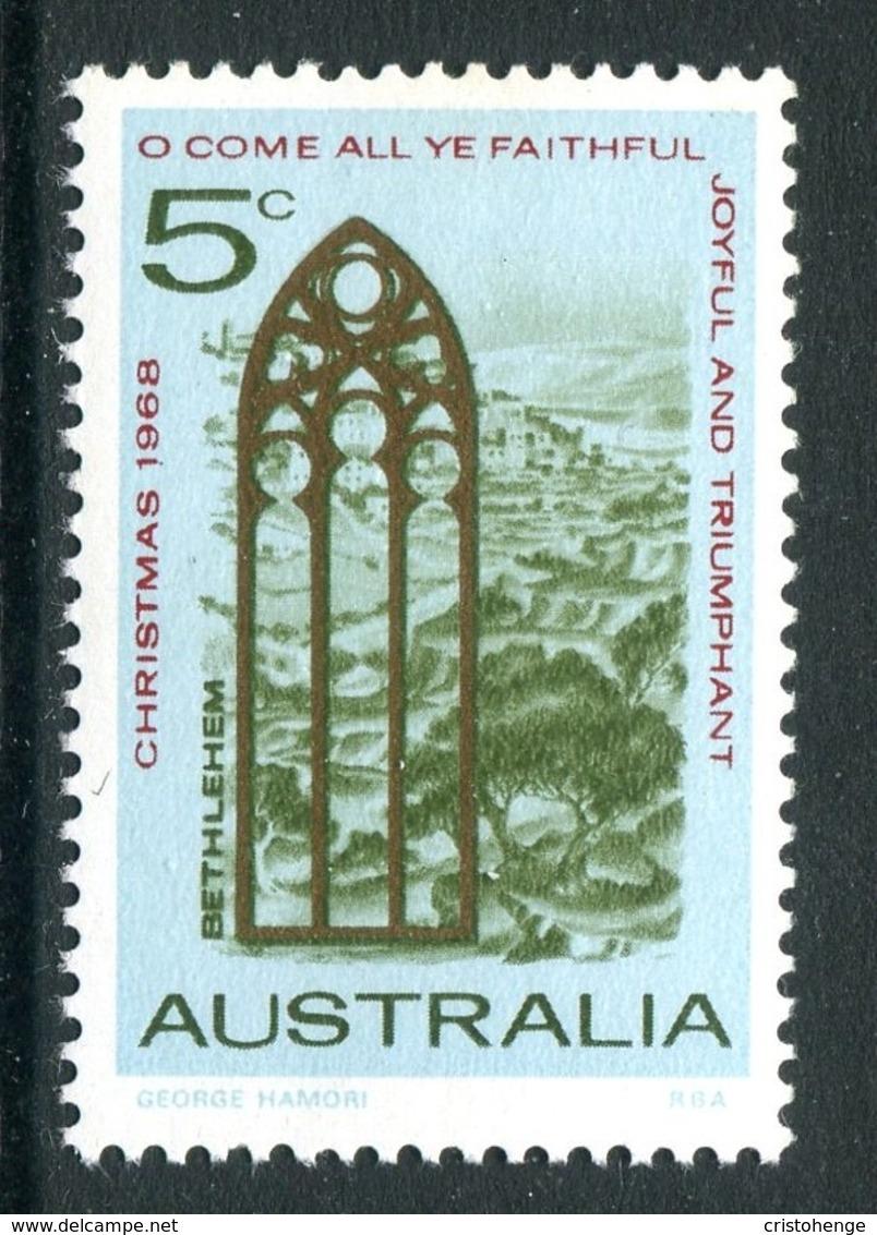 Australia 1968 Christmas MNH (SG 431) - Mint Stamps
