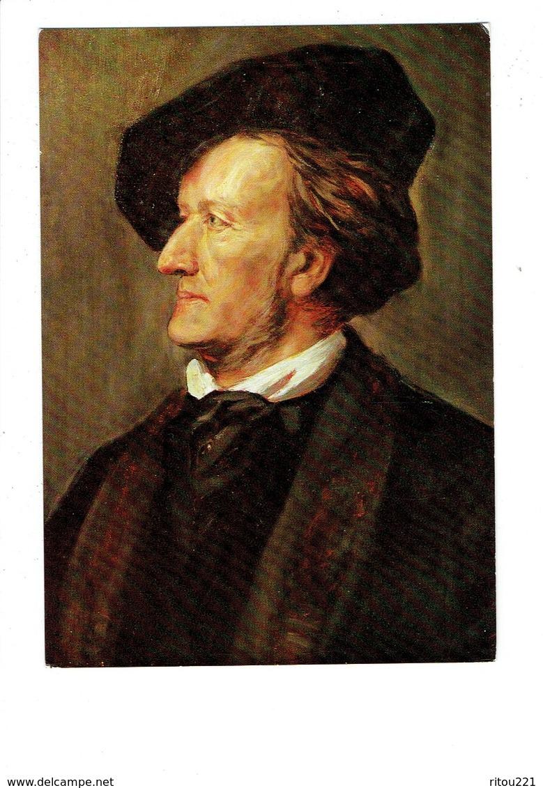Cpm - Richard Wagner - Portrait - LUZERN - Persönlichkeiten