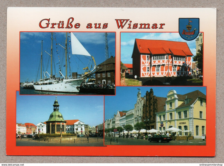 Deutschland - AK - Wismar - Wismar