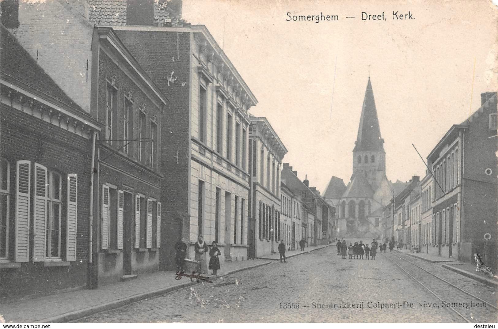 Dreef Kerk - Zomergem - Zomergem