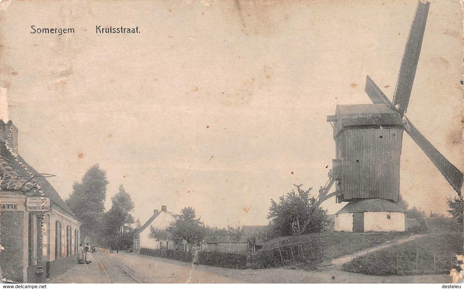 Kruisstraat - Zomergem - Zomergem
