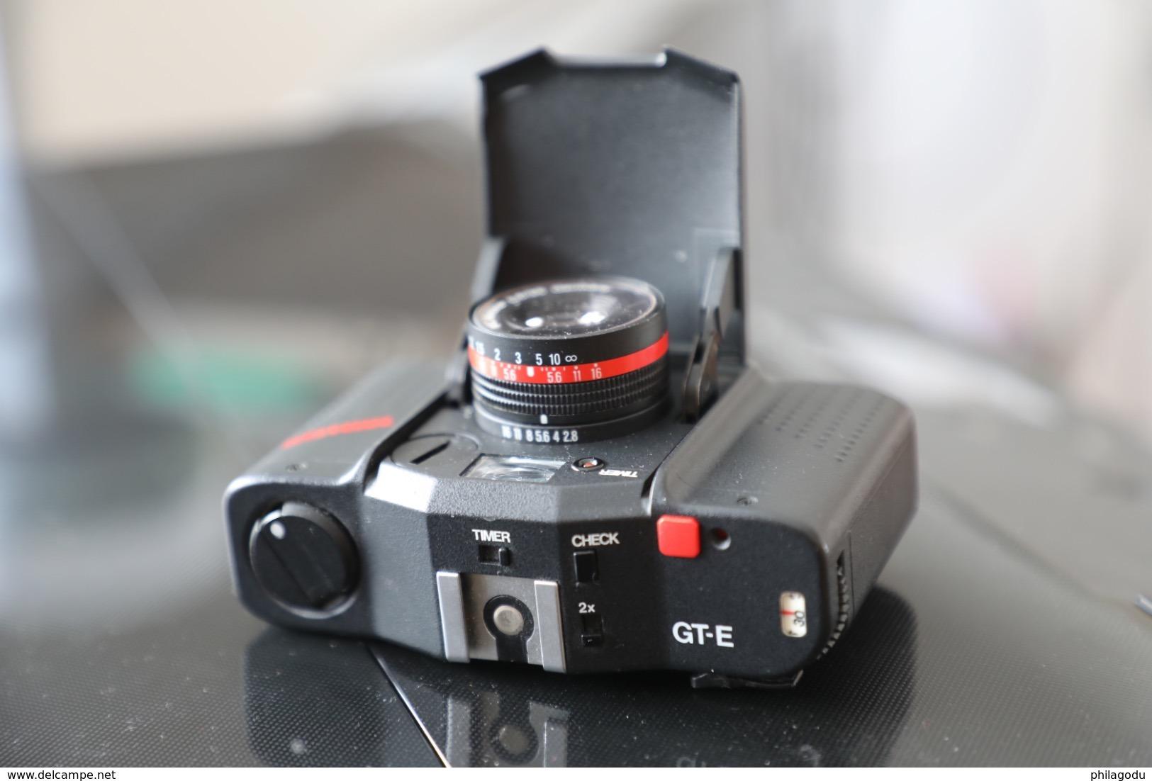 MINOX Et Son Flash Electronique    Avec étui En Cuir, Et Accessoires - Cameras