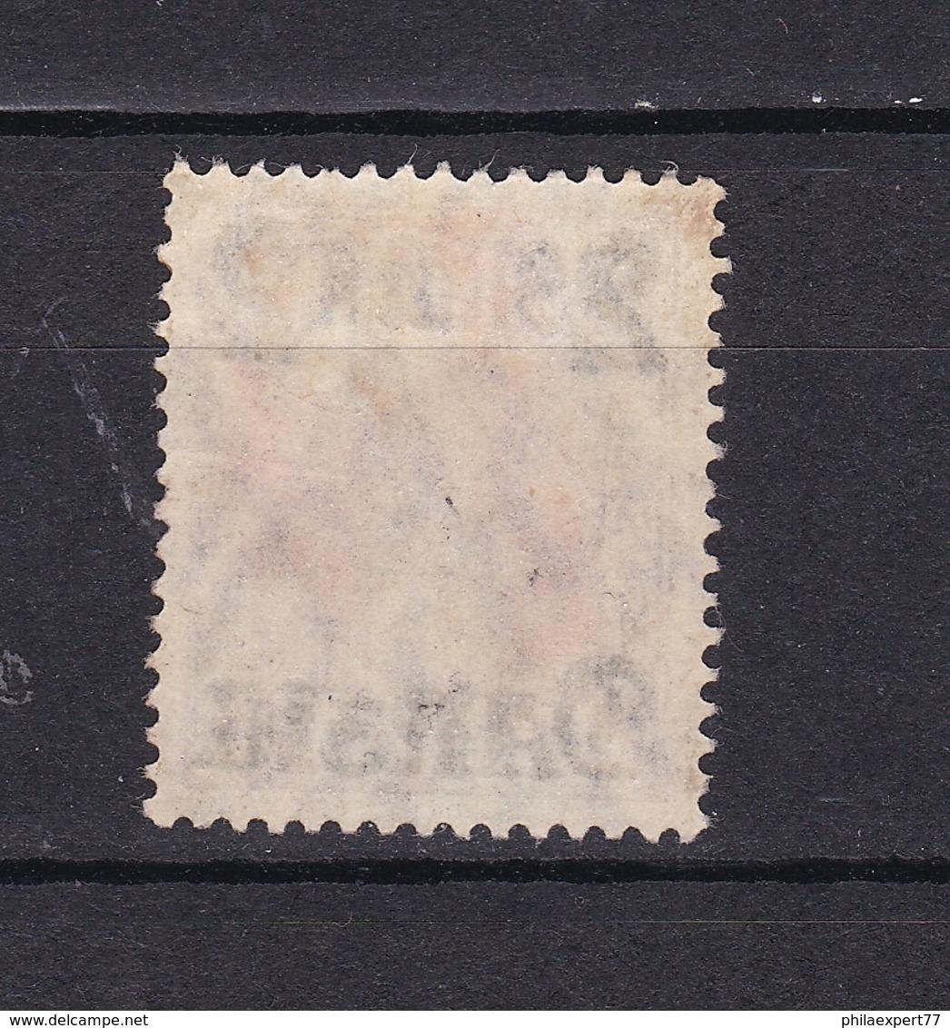 Danzig - 1920 - Michel Nr. 28 II - 250 Euro - Danzig