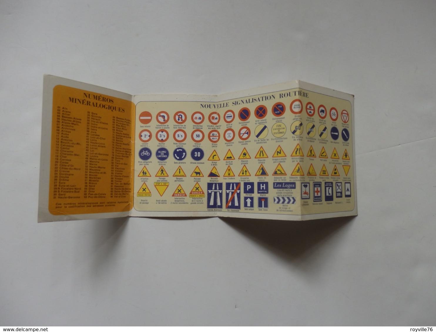 Calendrier Publicitaire Des Excursions Cars Gonin La Machine (58). - Calendari