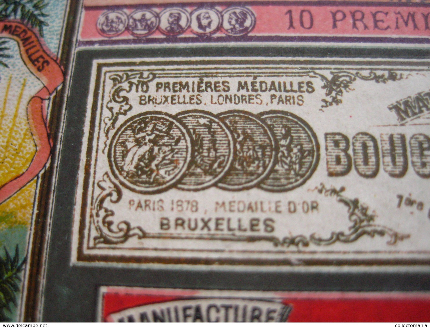 Anno 1891 Certificat D'entrée Conservatoire CUREGEM  Bruxelles LITHO Superbe, Carnaval Feest Répétition MARDI GRAS Prima - 1900 – 1949