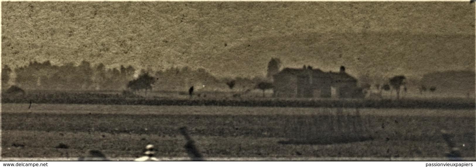 CARTE PHOTO  METZ   1905   KAISER DE RETOUR De La REVUE (ENTREE DE MONTIGNY) - Metz