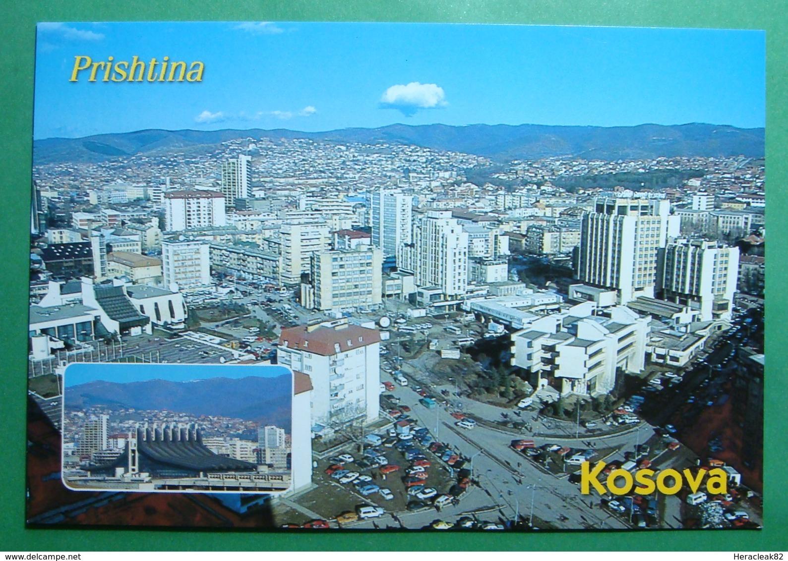 Capital City PRISTINA, Multiview, Kosovo (Serbia) New Postcards. - Kosovo