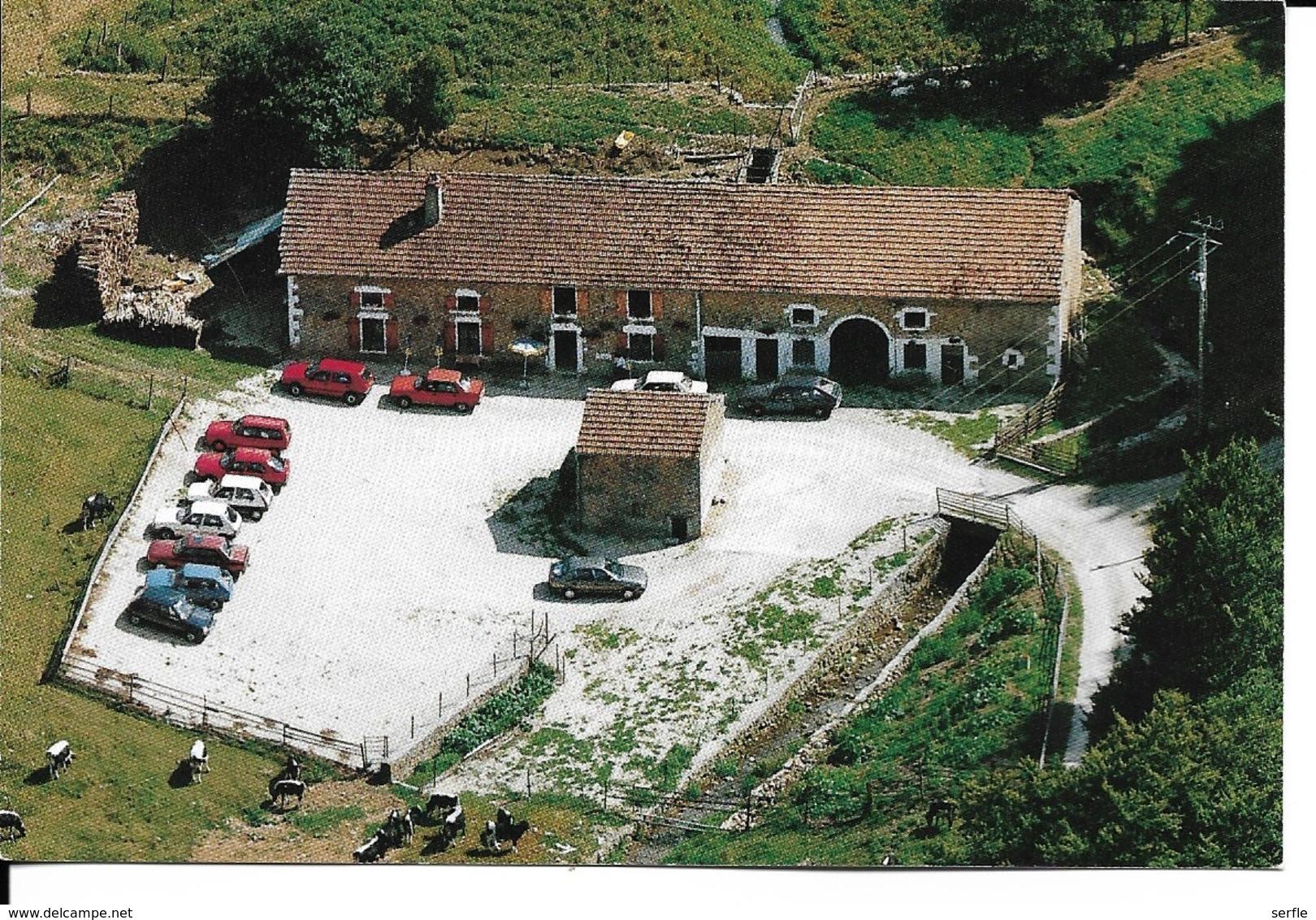 88 - Landaville - Ferme-Auberge De L'Etanchotte - Autres Communes
