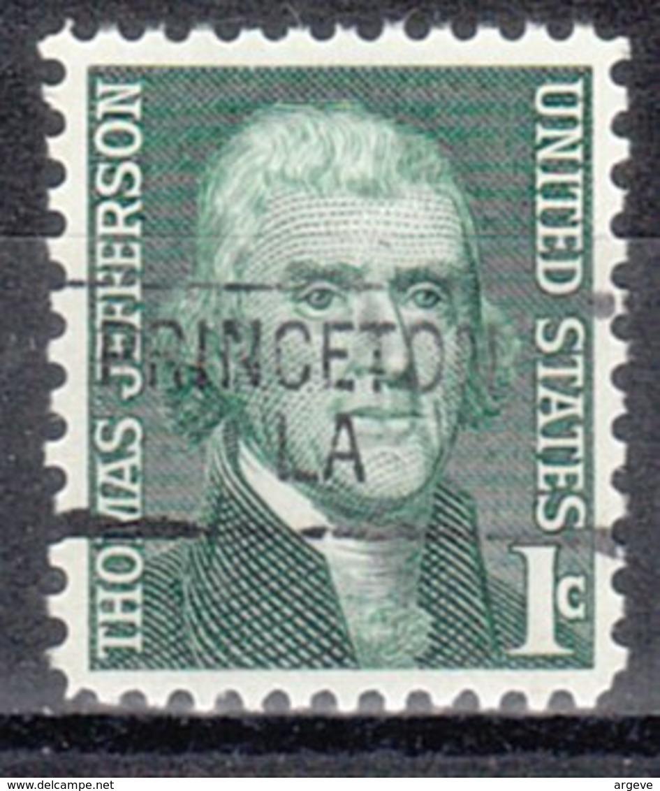 USA Precancel Vorausentwertung Preo, Locals Louisiana, Princeton 841 - Vorausentwertungen