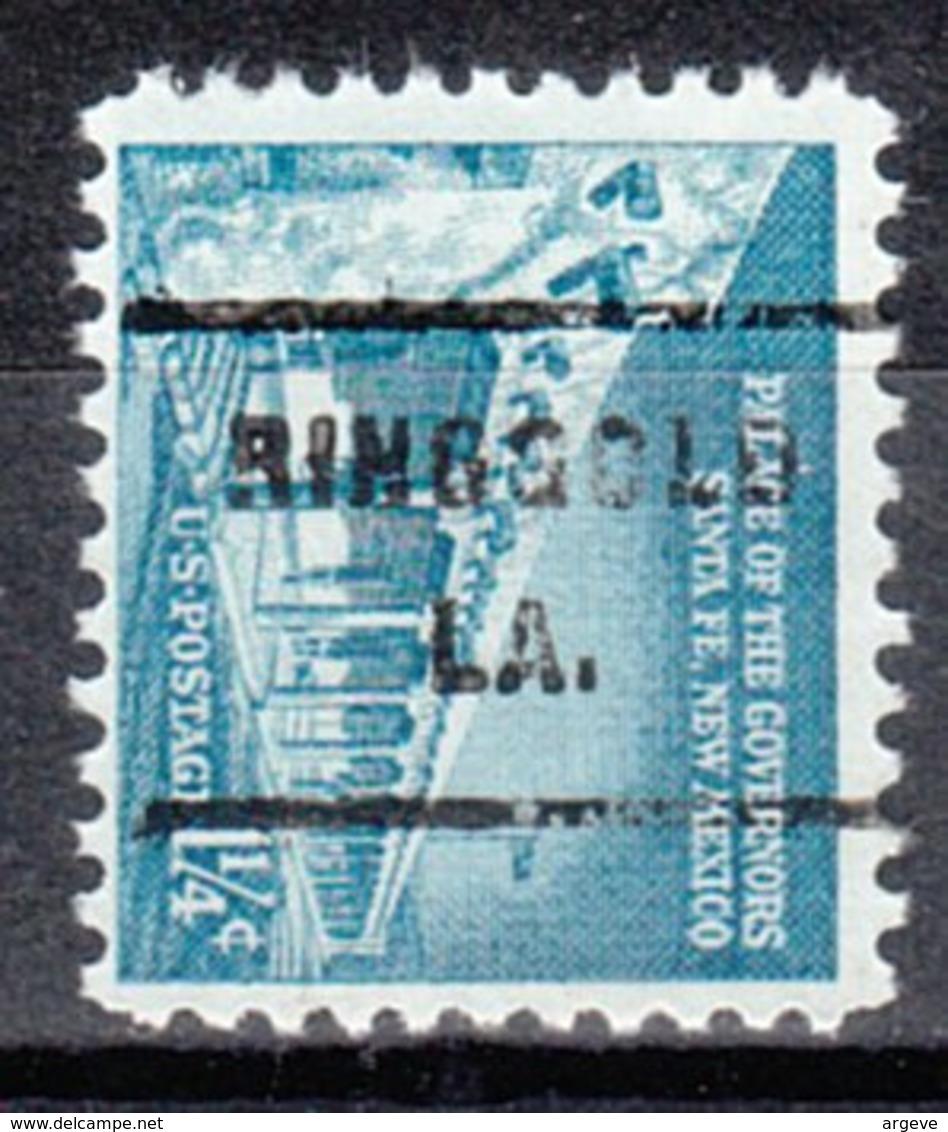 USA Precancel Vorausentwertung Preo, Locals Louisiana, Ringgold 717 - Vereinigte Staaten
