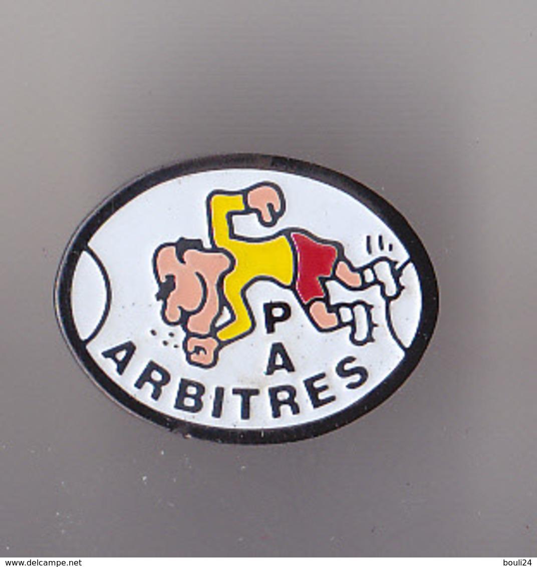 PIN'S THEME SPORT  RUGBY  ARBITRES DU PERIGORD AGENAIS - Rugby