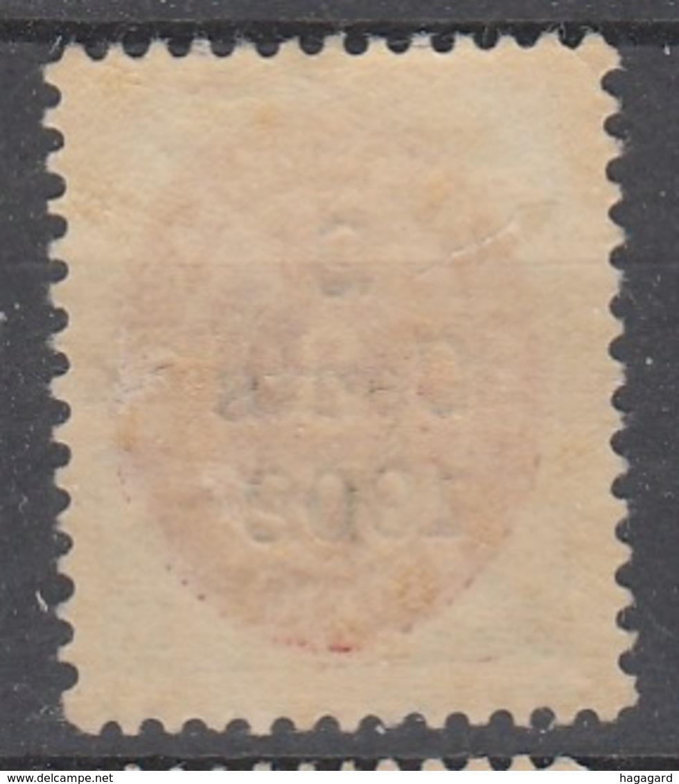 +D3276. Danish West Indies 1902. AFA 20y. MH(*) - Deens West-Indië