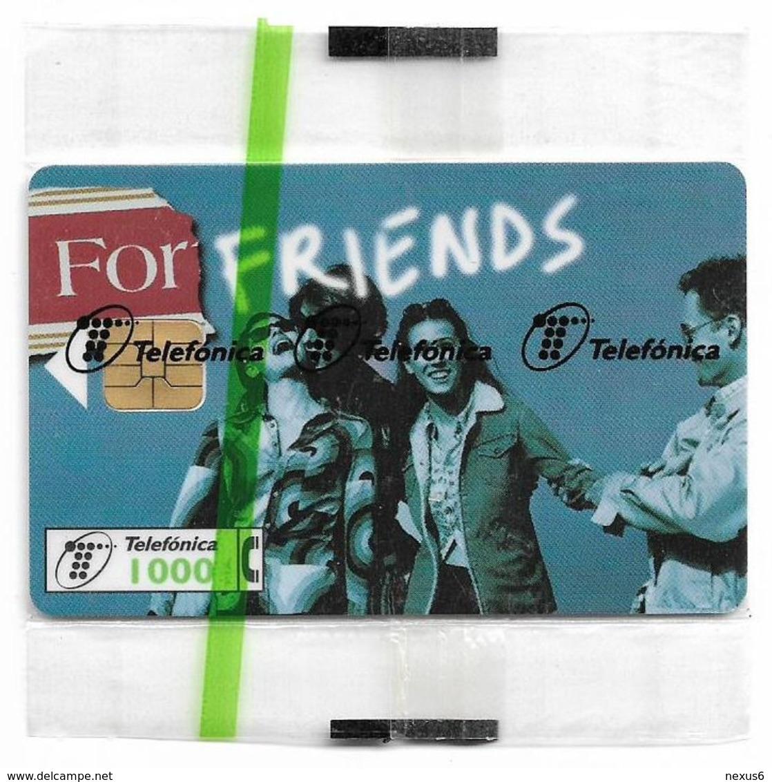 Spain - Telefónica - Tobacco Fortuna - CP-113 - 10.1997, 6.000ex, NSB - Conmemorativas Y Publicitarias