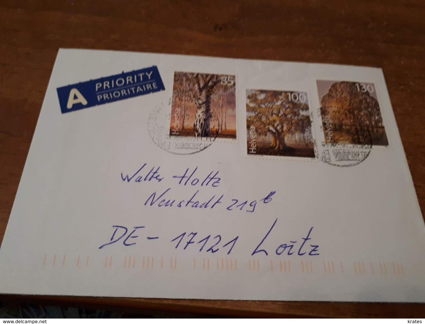 Old Letter - Switzerland, Helvetia - Non Classificati