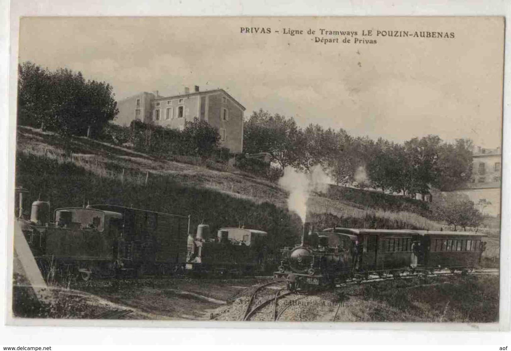 PRIVAS Tramway - Privas