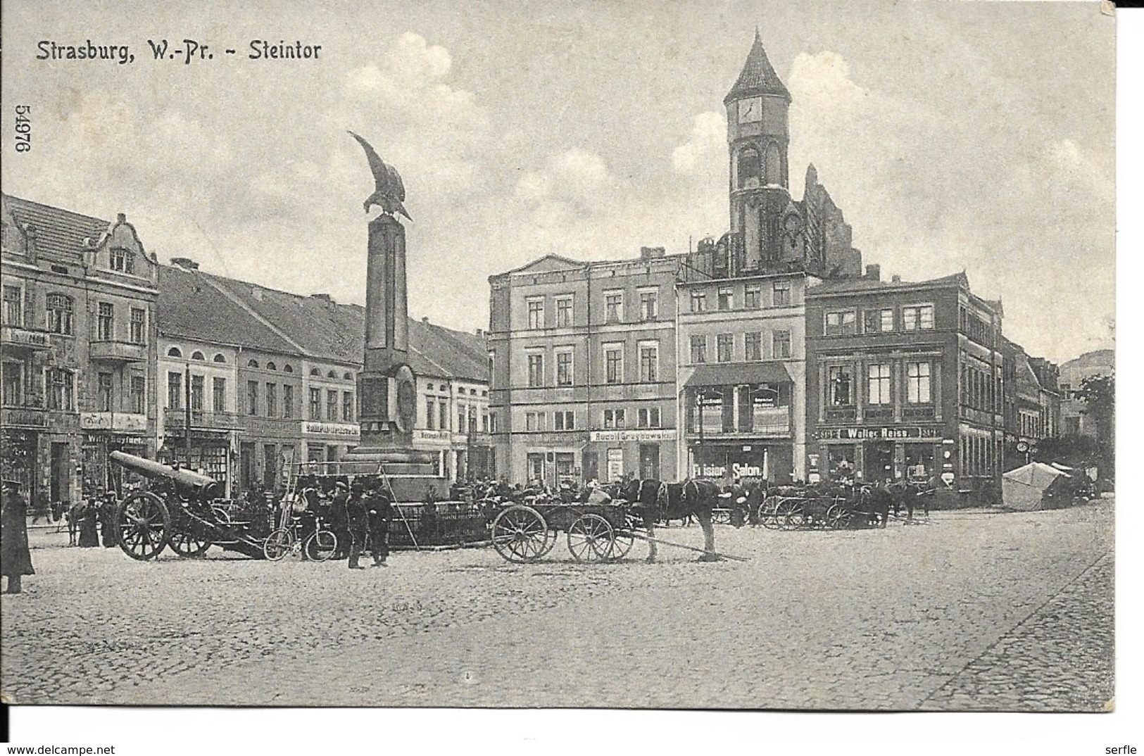 67 - Strasbourg - Croix-rouge - Strasbourg