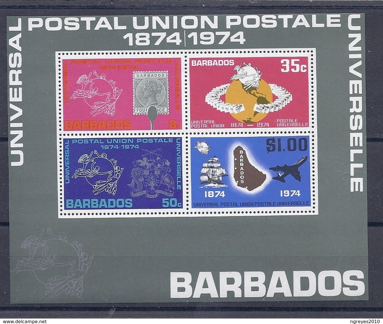 190031899  BARBADOS  YVERT    HB  Nº  58  **/MNH - Barbados (1966-...)
