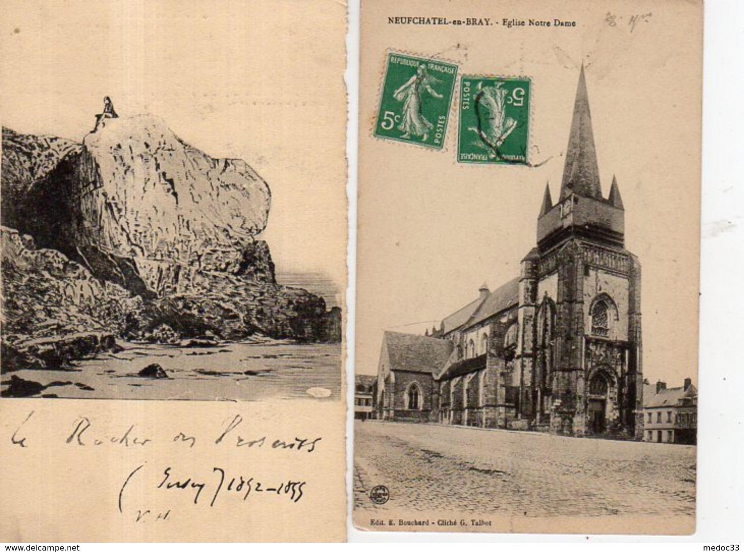 Lot De 100 Cpa De France (Nombreuses Petites Animations) - 100 - 499 Karten